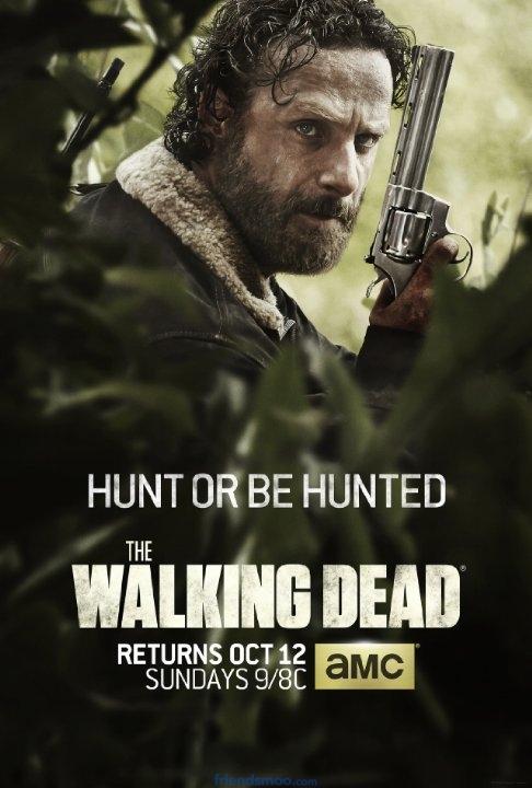 The Walking Dead TV Series Trailer