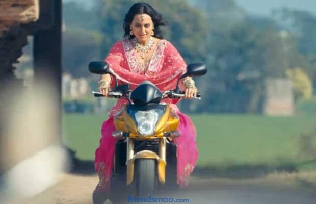 Top 10 Bollywood Beauties Who Dared To Ride the Bike