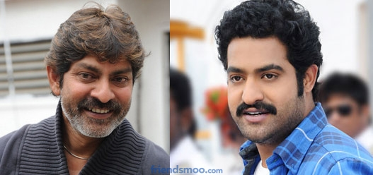 Jagapathi Babu turns father to Young tiger Jr.NTR