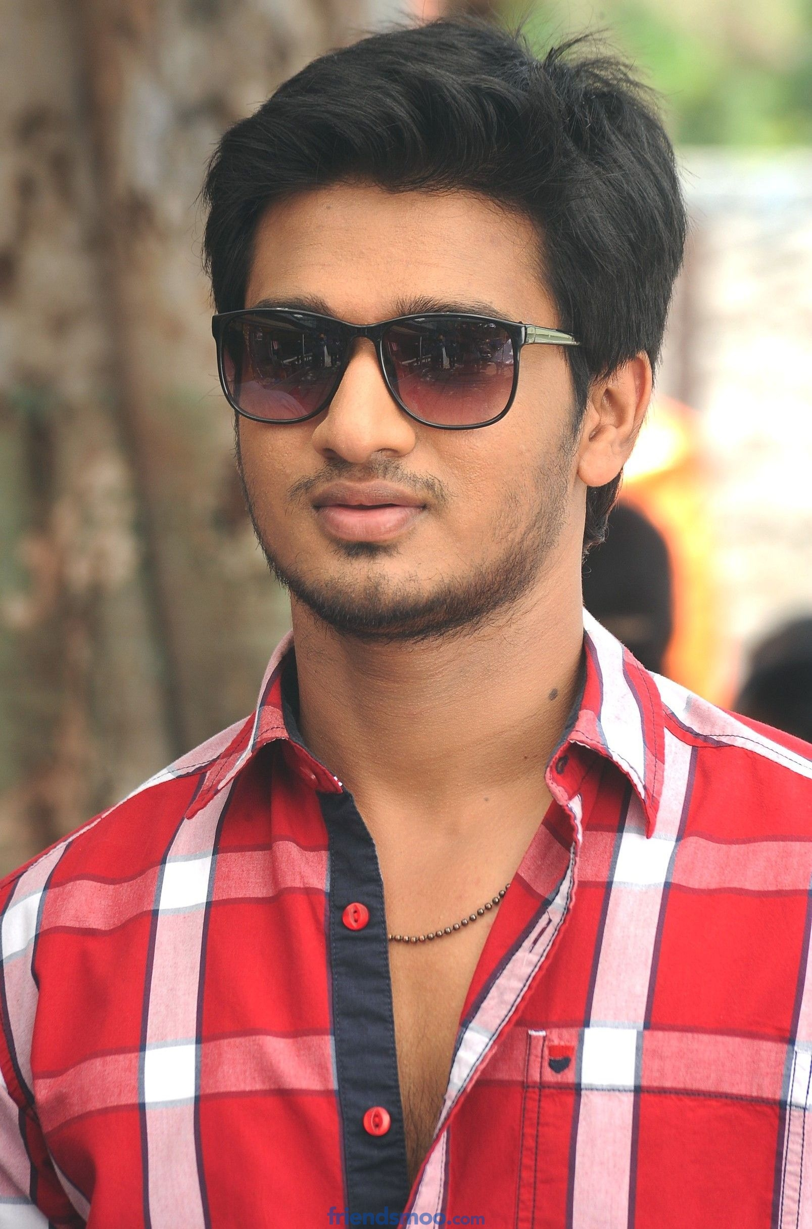 Nikhil doing Acting Course in USA