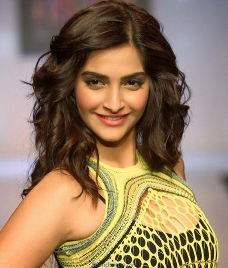 Sonam Kapoor Affected with Swine Flu.