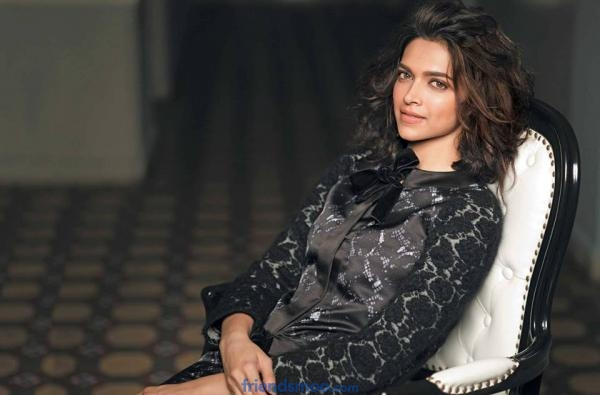 Deepika Padukone Latest Photos for Elle India Cover Page