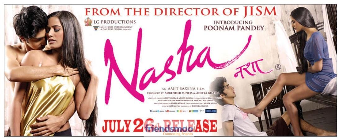 Poonam Pandey's Nasha Latest Poster