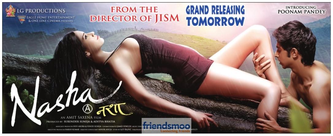Poonam Pandey' Nasha Releasing Tomorrow