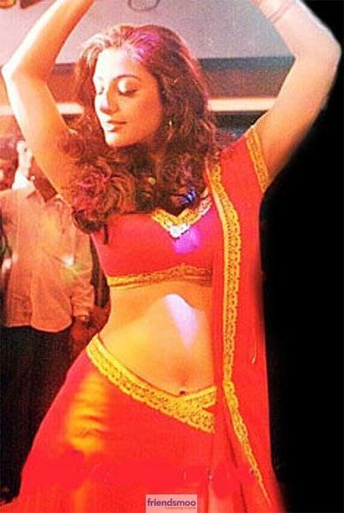 Unseen Tabu Snap in Chandani Bar Movie