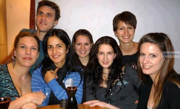 Katrina Kaif Unseen photo with her Siblings