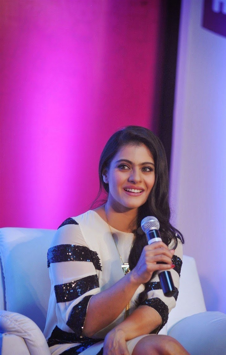 Kajol Devgan Latest Photos with Her Baby