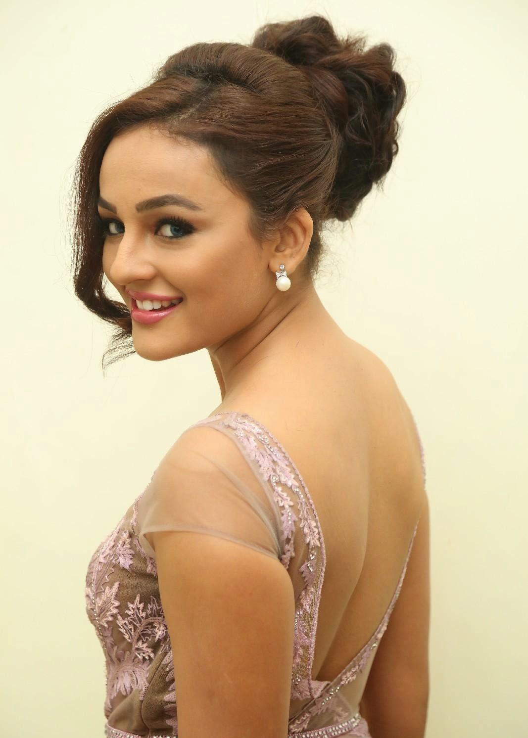 Seerat Kapoor Latest Photos in Long Dress